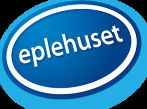 Eplehuset logo