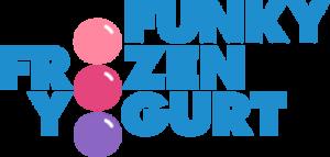 Funky Frozen Yoghurt logo