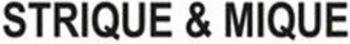 Strique og Mique logo