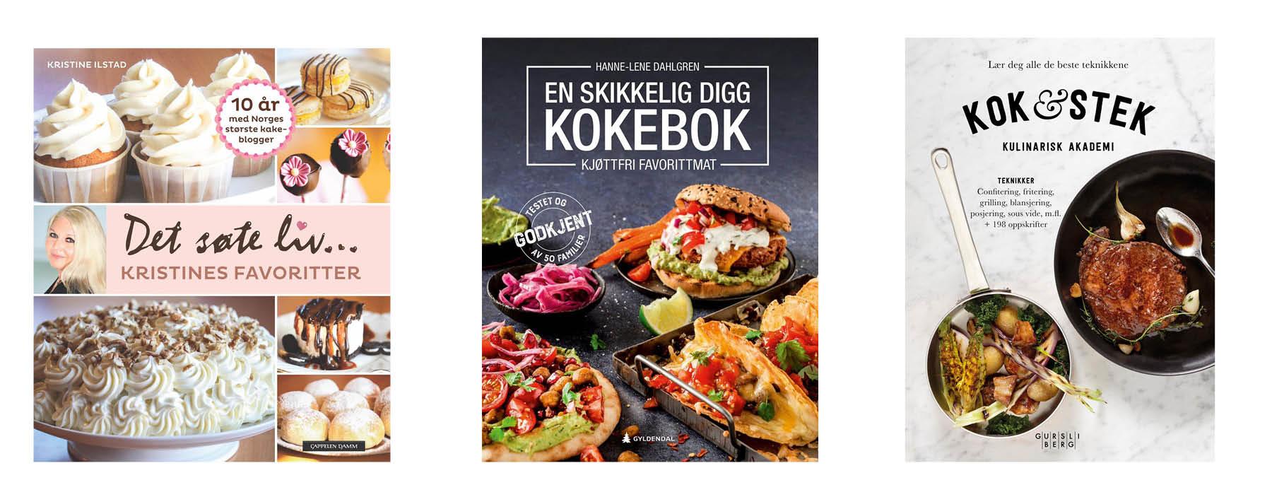 MAMMUT salg kokeboeker ARK