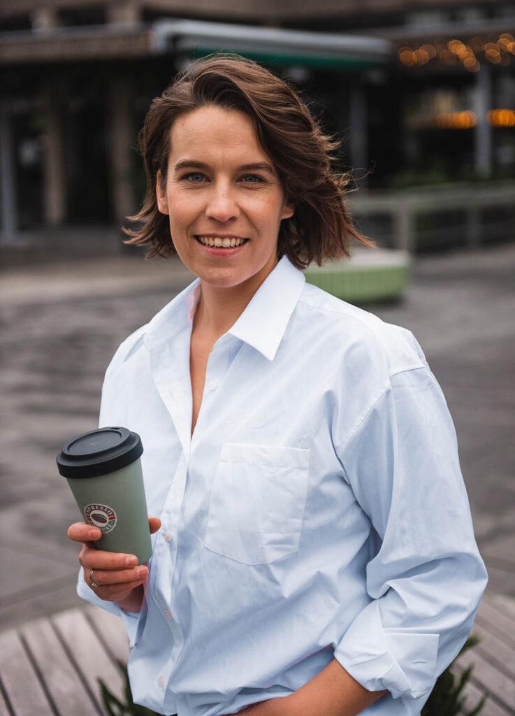 Daglig leder i Espresso House Norge, Marianne Gaarder Amland