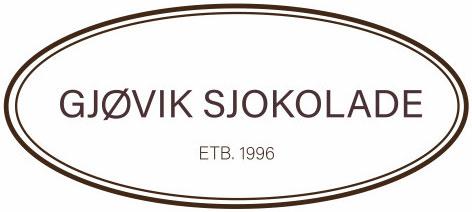 Gjøvik Sjokolade logo