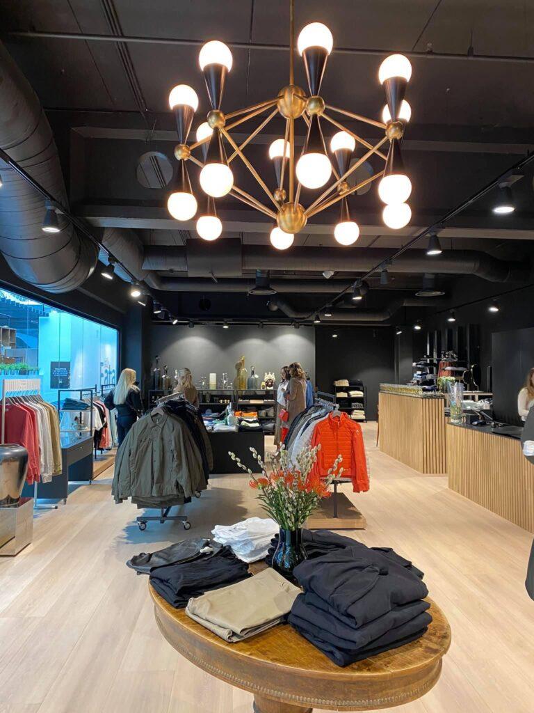 Butikklokale Strique & Mique