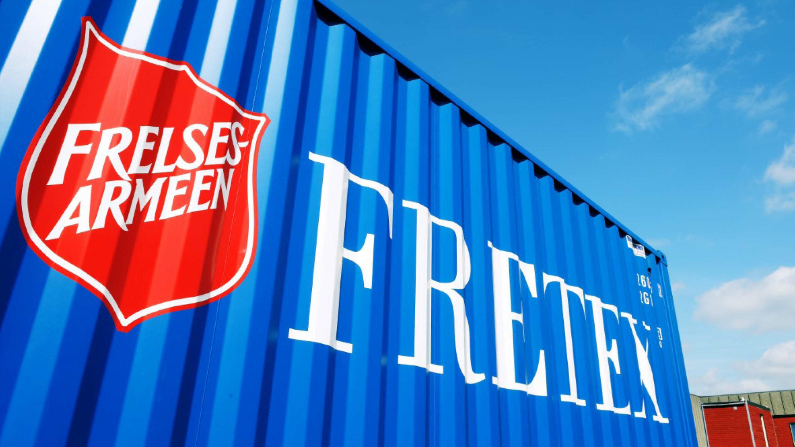 Fretex Container