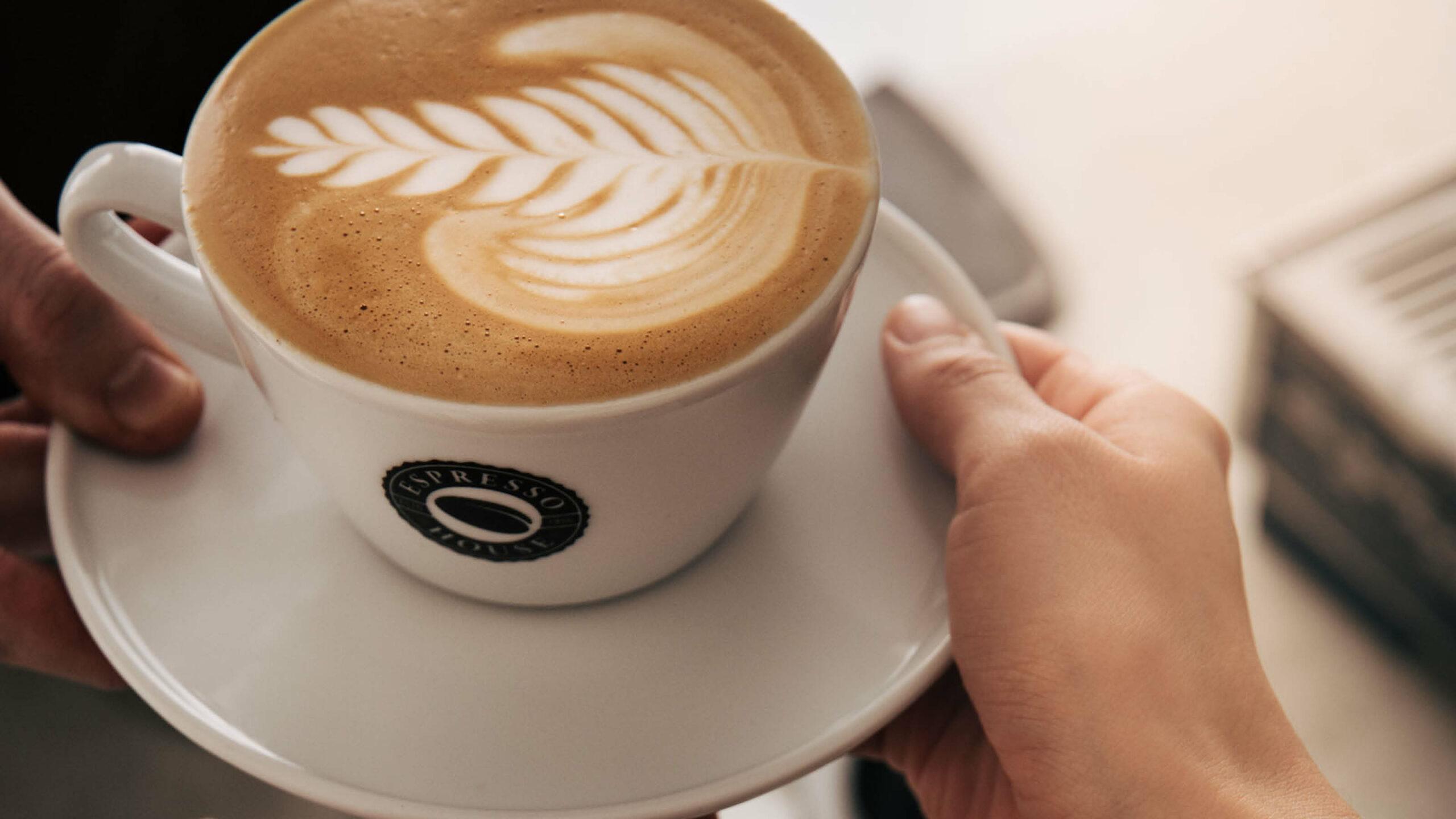 Kaffe fra Espresso House