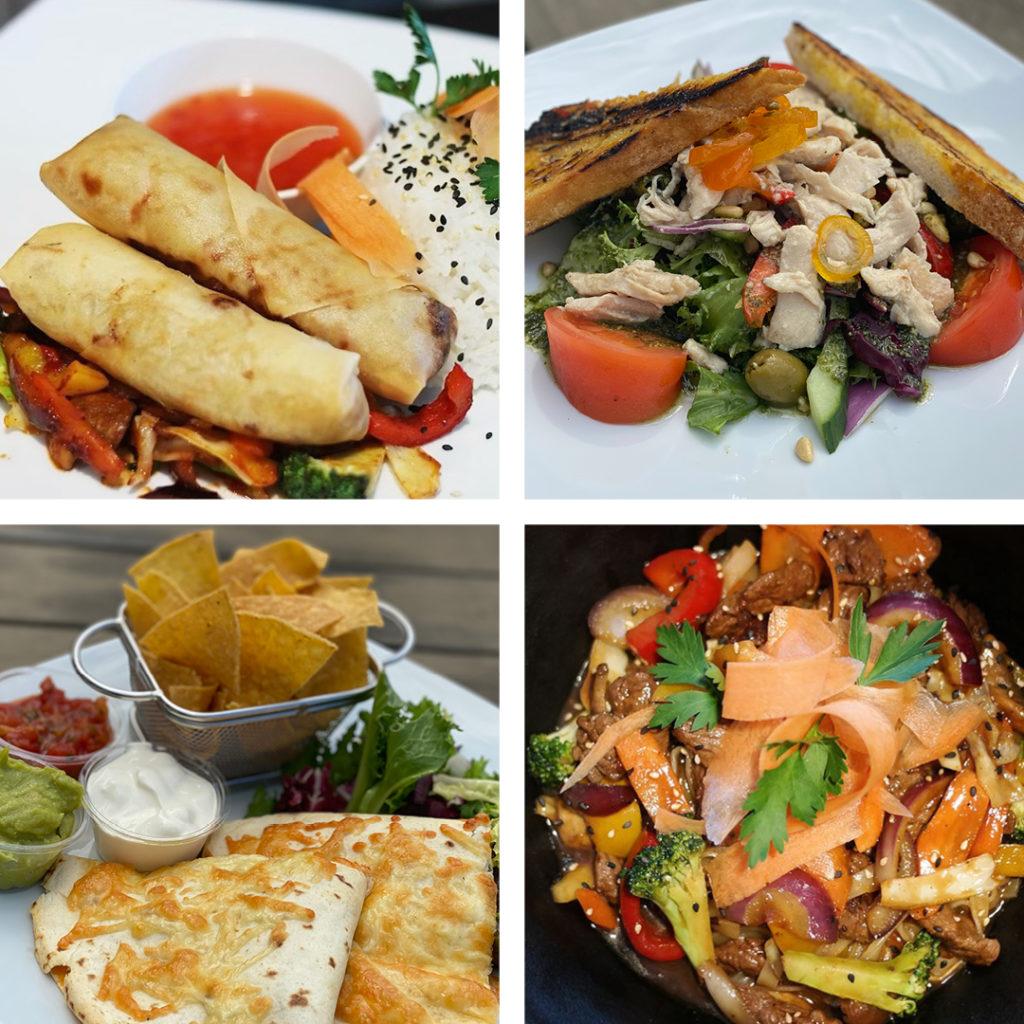 Bilde av mat fra Volum