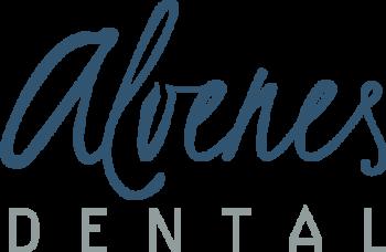 Alvenes dental logo