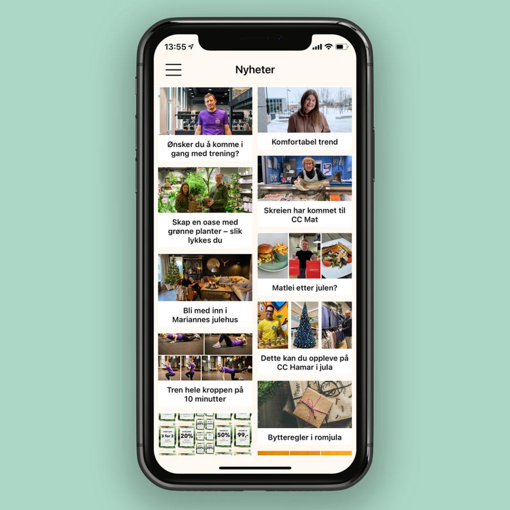 Bilde av kundeklubb app aktuelle saker