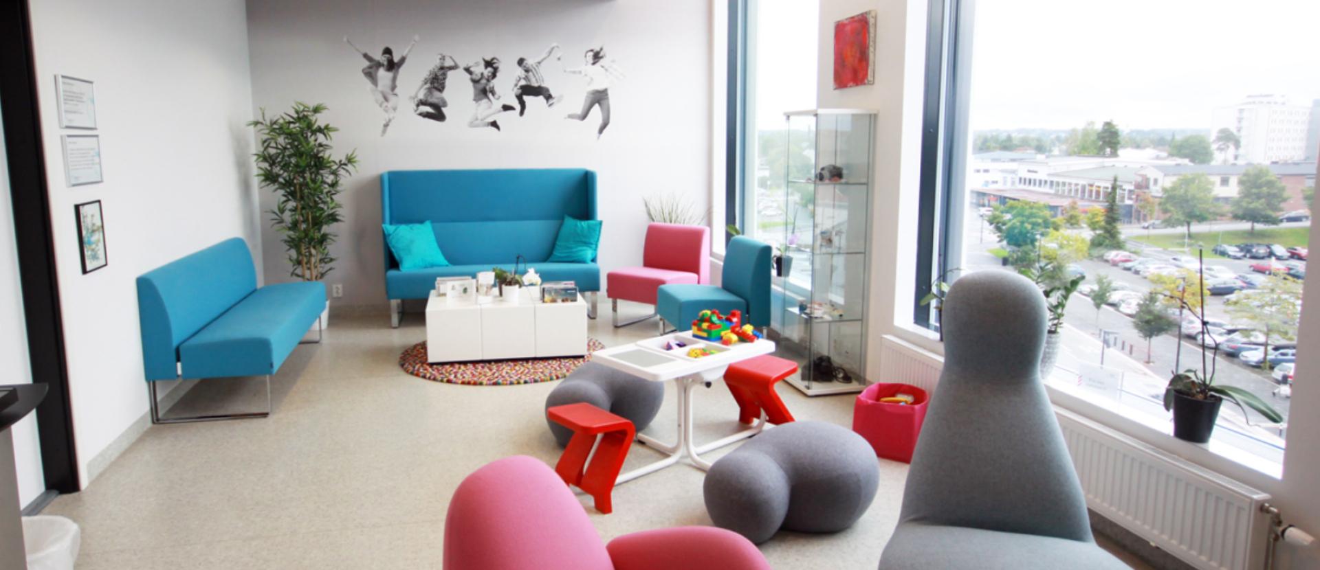 Bilde av kontormiljø Tannlege Aabakken