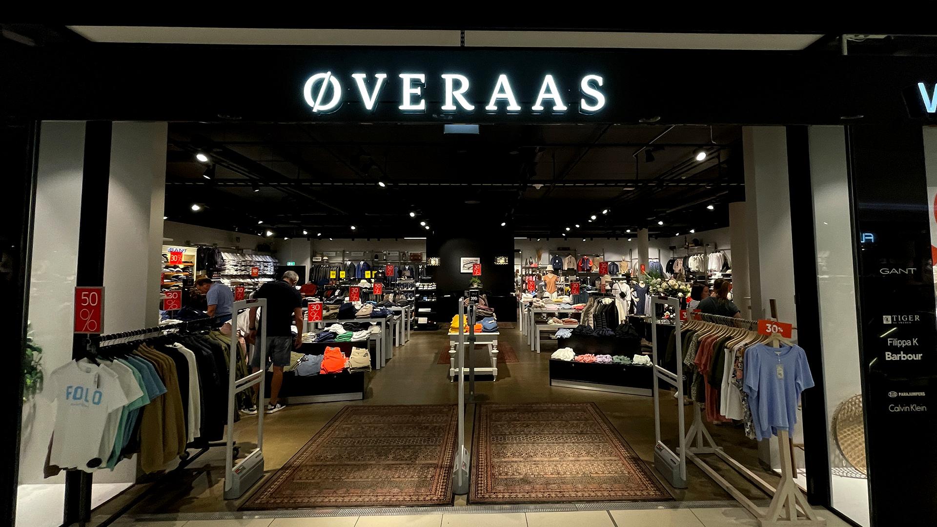 VIC bytter navn til Øveraas